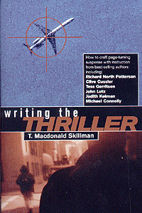 Writing the Thriller Book Cover